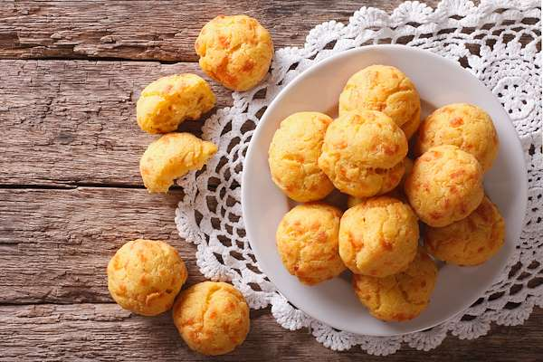 ChefBear Complete Meals - cheese puffs
