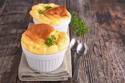 Cheese Soufflé Recipe