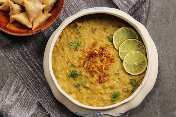 Orginal Recipe For Chicken Haleem - easy Middle Eastern recipe easy Chicken,Grains recipe