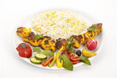Chicken Kebab - Joojeh Kebab Recipe