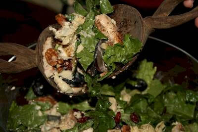 Chicken Salad With Sherry Vinaigrette Recipe