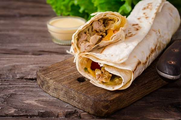 Recipe Savants - Chicken Shawarma