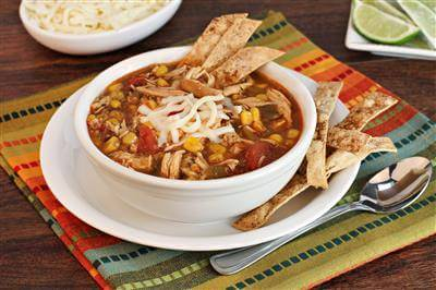 RecipeSavants - Chicken Tortilla Soup