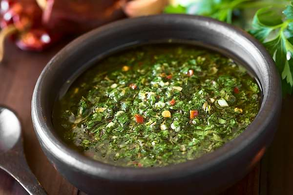 Authentic Chimichurri Sauce Recipe