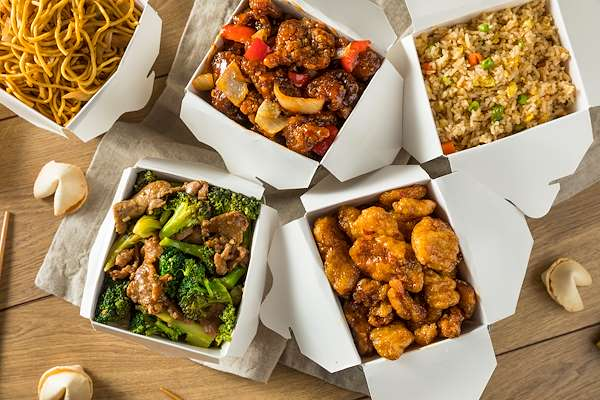 3 Course Meal Plan - Chinese Take Out Fake Out