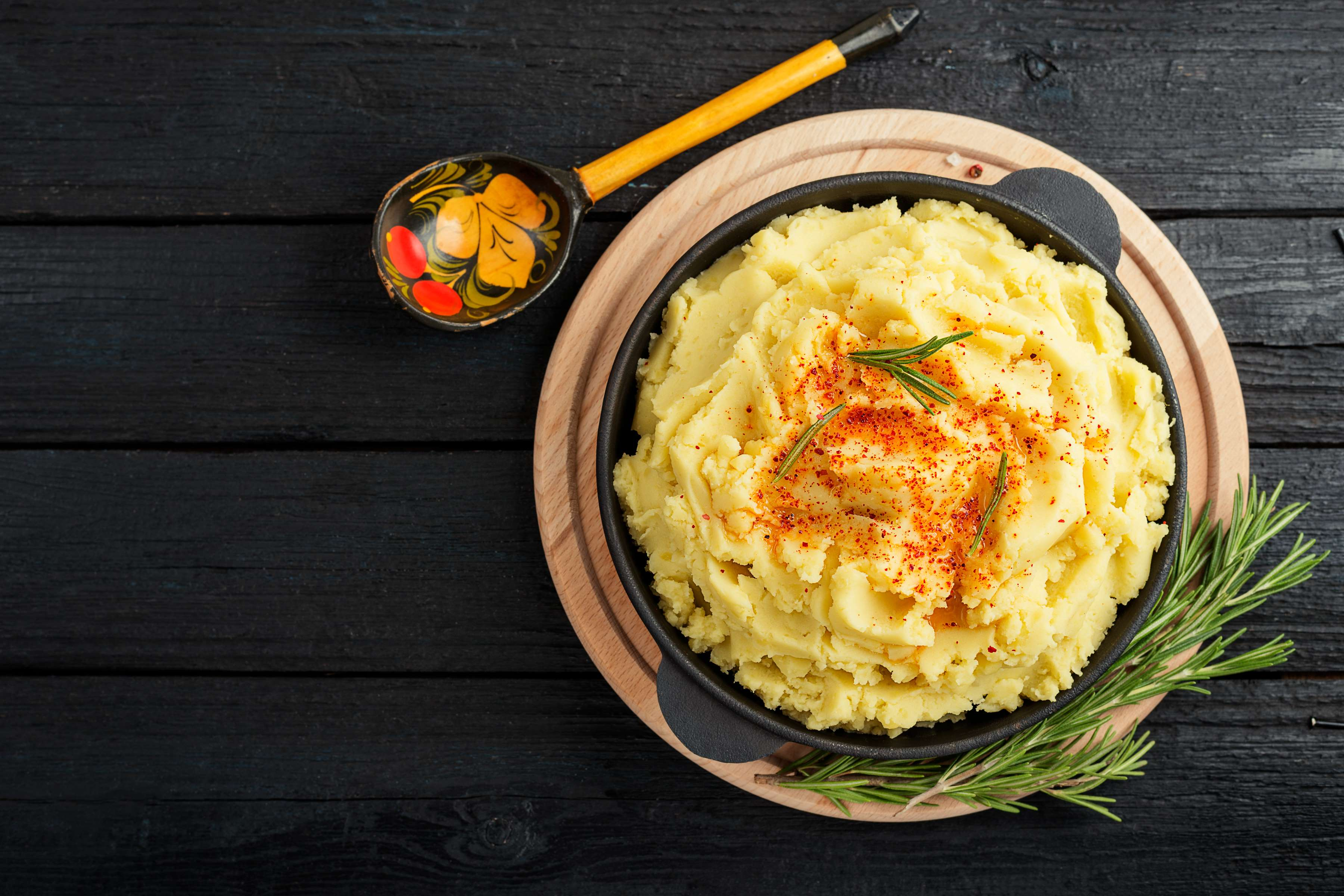Chipotle Corn Mashed Potatoes Recipe | CHEFBear.net