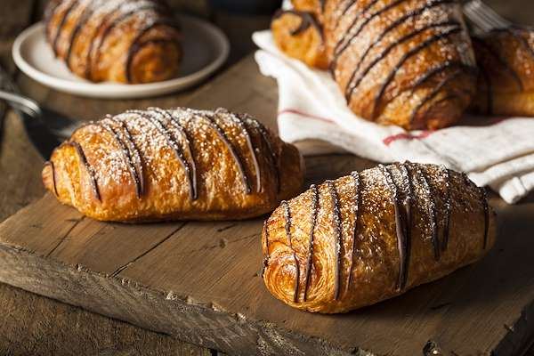 Chocolate Croissants Recipe