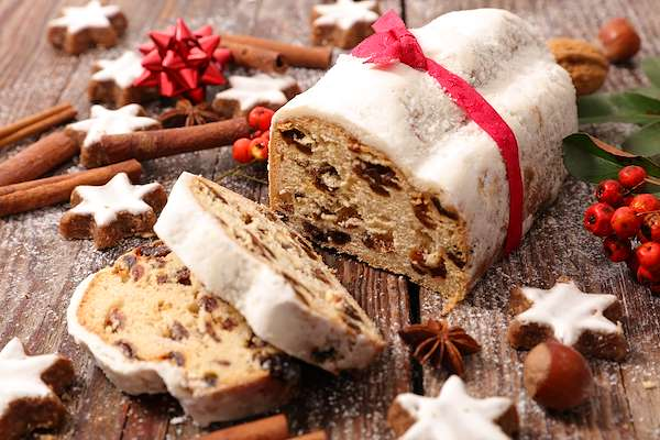 ChefBear Complete Meals - christmas stollen