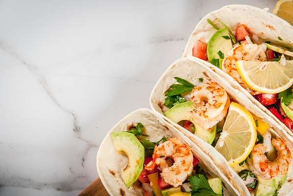 3 Course Meal Plan - Cinco De Mayo Taco Fest