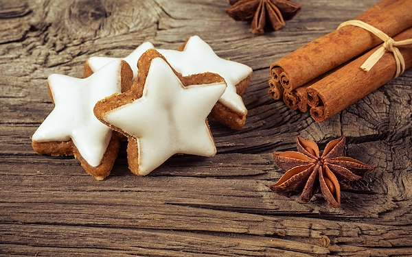 Orginal Recipe For Cinnamon Stars - easy American recipe easy Eggs recipe