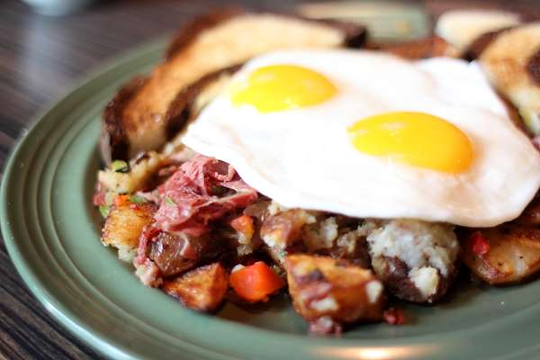 Classic Corned Beef Hash Recipe