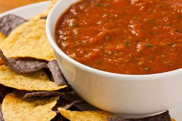 Confident Kitchen Meal Plans - Classic Cosina Salsa