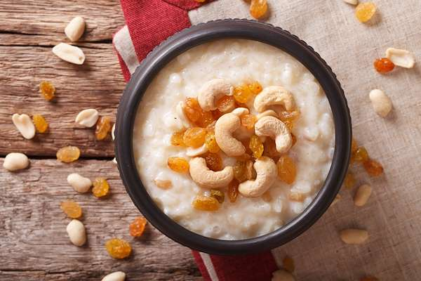 ChefBear Complete Meals - classic indian rice pudding