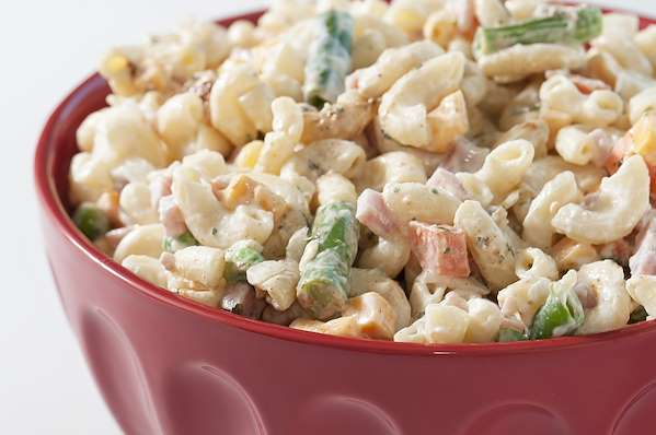 RecipeSavants - Classic Macaroni Salad