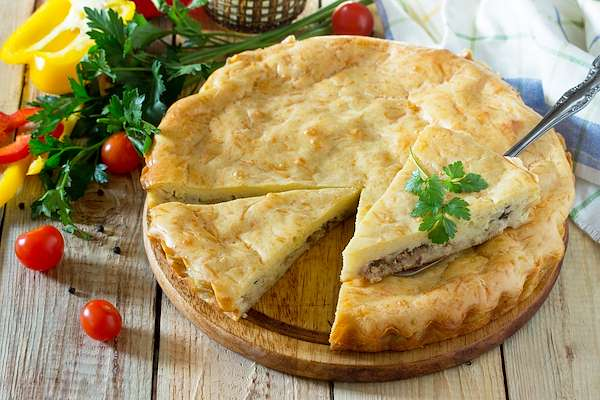 Classic Meat Pies Recipe