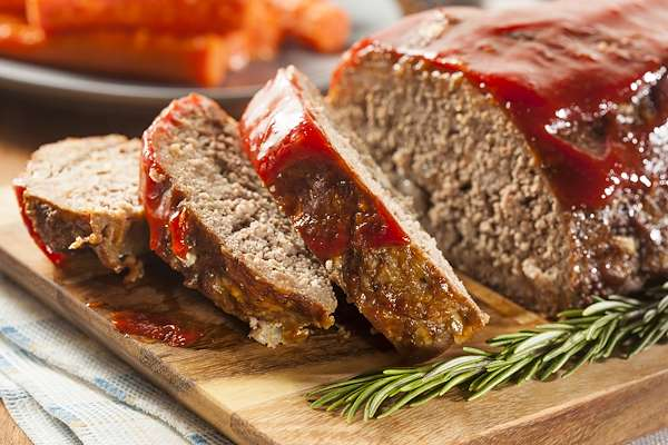RecipeSavants - Classic Meatloaf