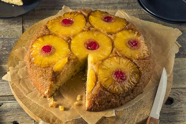 classic pineapple upside-down cake Recipe Of The Day