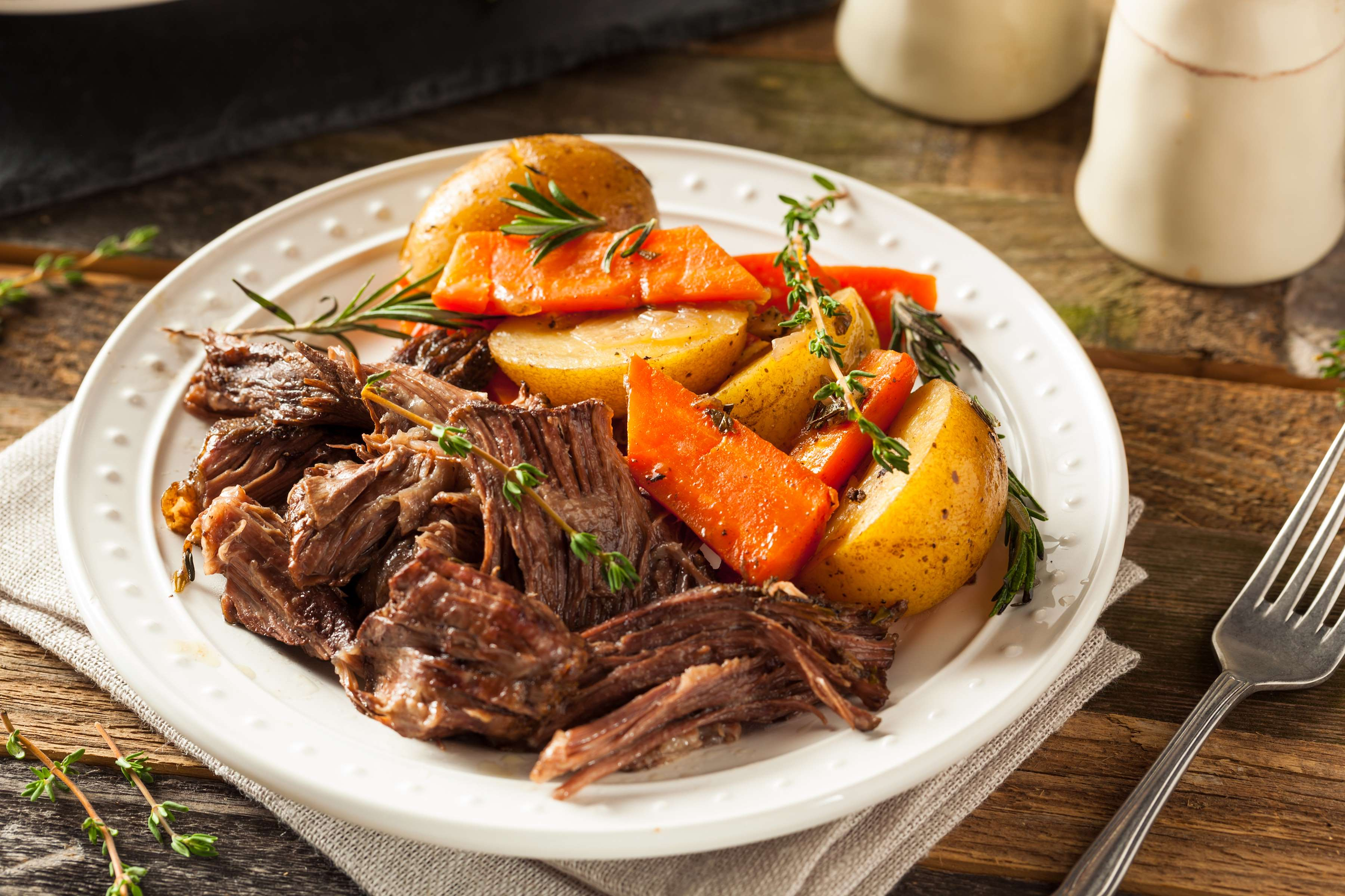 Classic Pot Roast Recipe | RecipeSavants.com