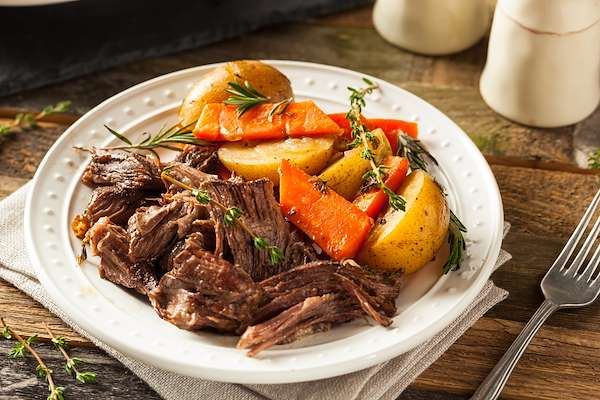 ChefBear Complete Meals - Classic Pot Roast