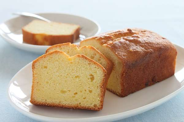 ChefBear Complete Meals - classic pound cake