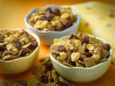Classic Snack Mix Recipe