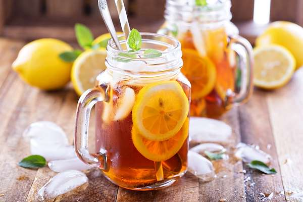 Classic Southern Sweet Iced Tea Recipe