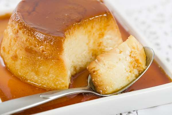 RecipeSavants - Classical Cuban Flan