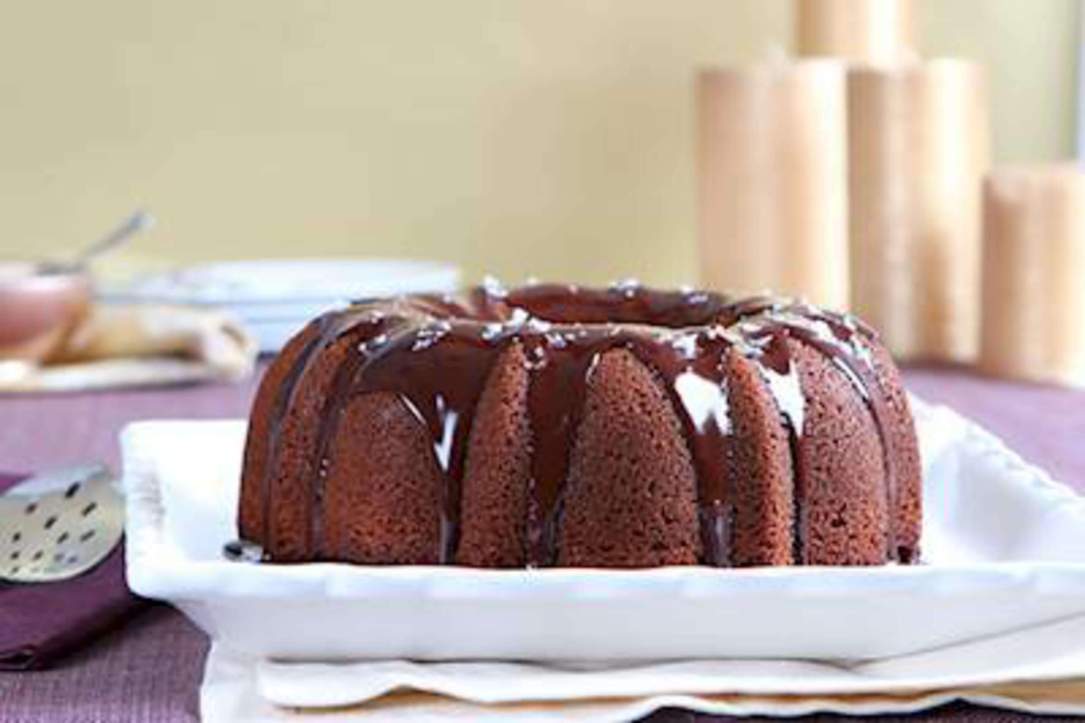 Coffee And Spice Cake Recipe