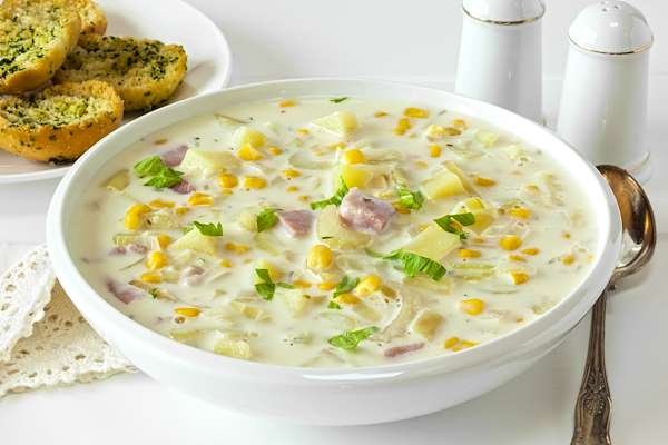 Recipe Savants - Corn Chowder