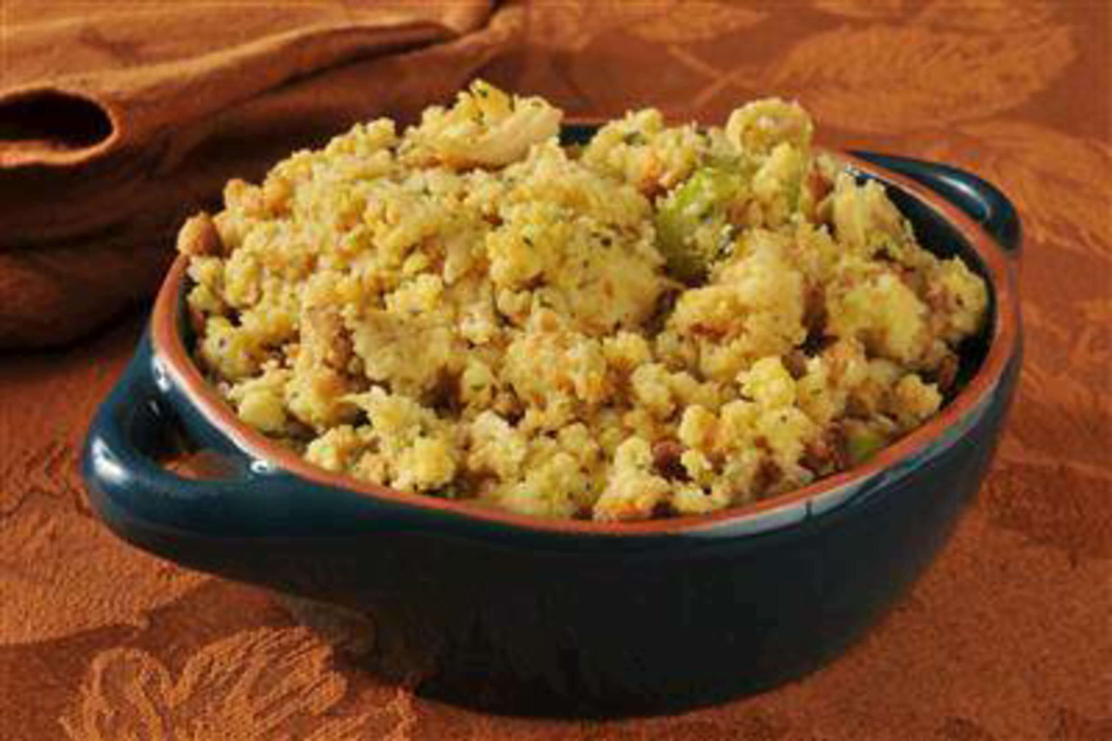 Cornbread Stuffing Recipe | RecipeSavants.com