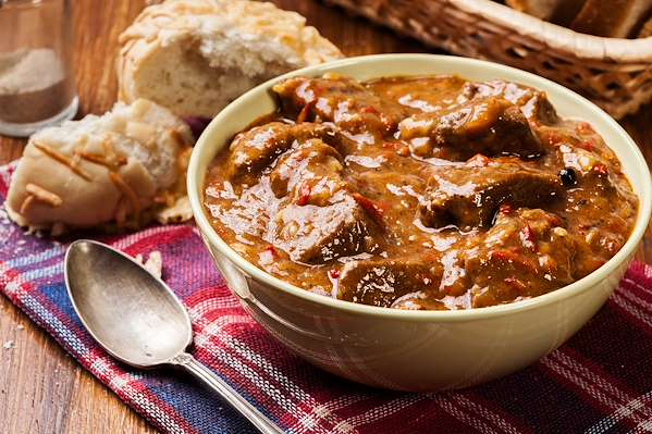 RecipeSavants - Slow Cooker Spring Beef & Vegetable Stew