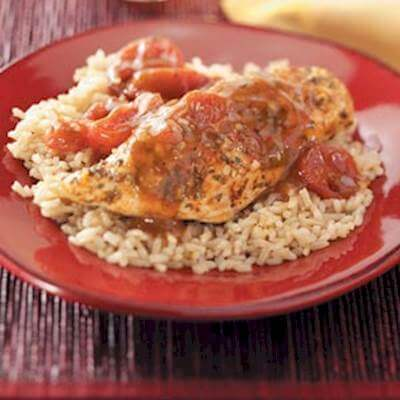 Crockpot Italian Chicken Recipe