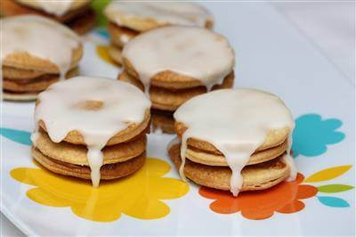 Orginal Recipe For Delicious Sweet Ice Tea Cookies - easy American recipe easy Eggs,Dairy,Grains recipe