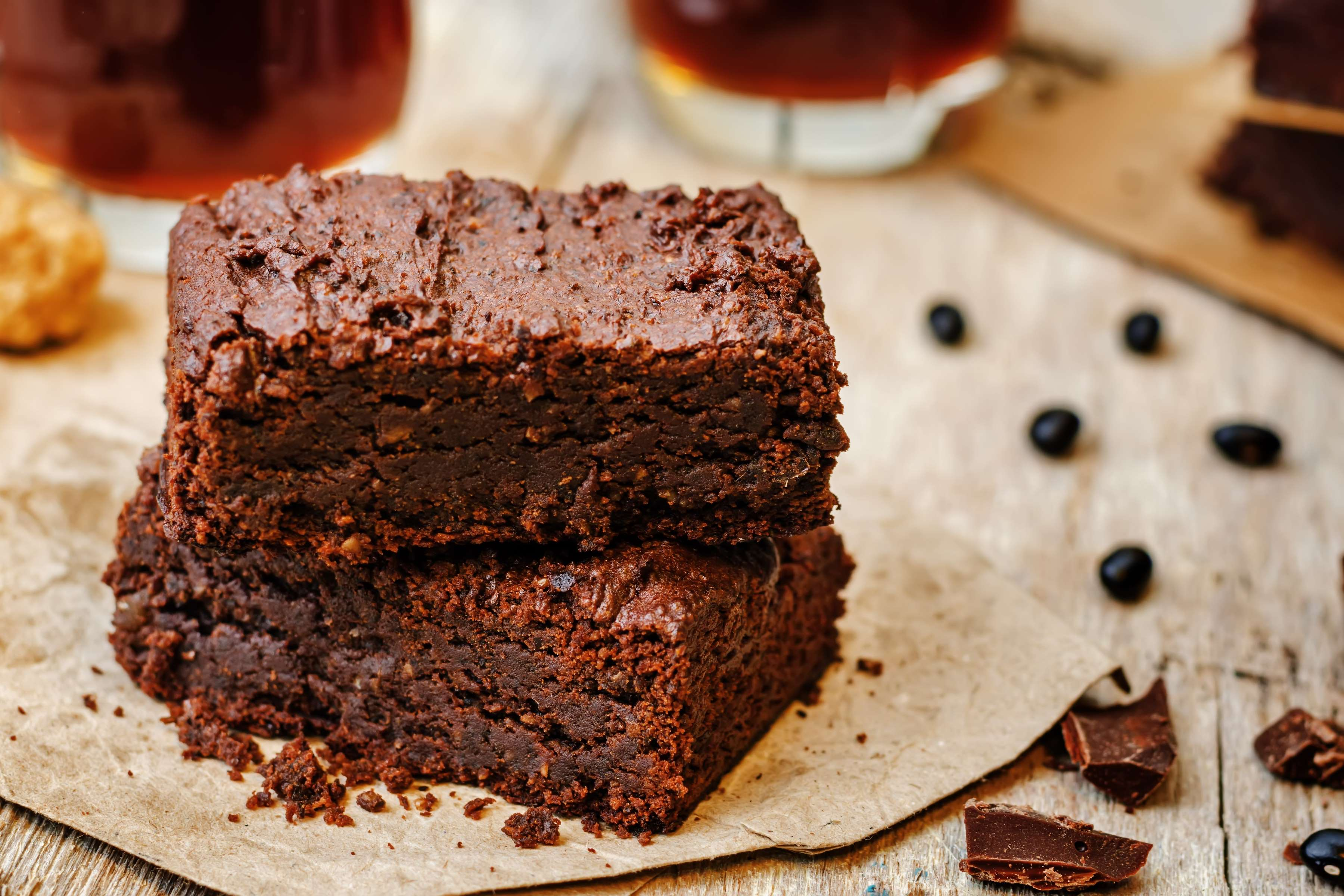 Double Chocolate Brownies Recipe | CHEFBear.net