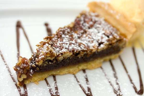 Double-Chocolate Pecan Pie Recipe