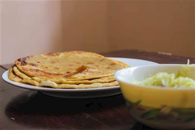 RecipeSavants - East African Chapati