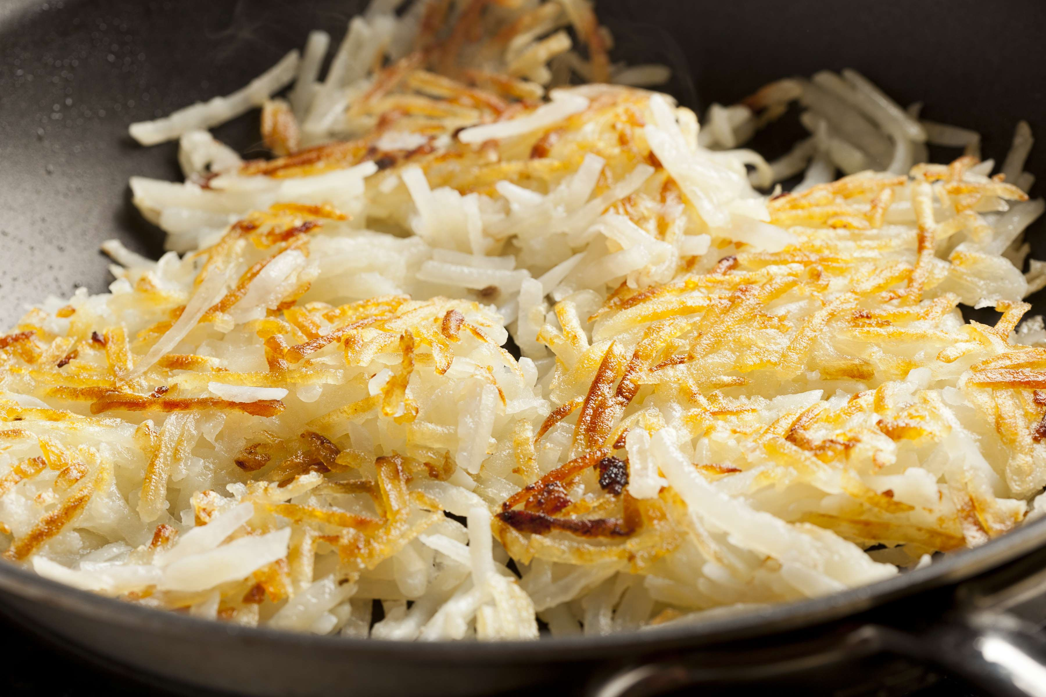Easy Baked Hash Browns Recipe