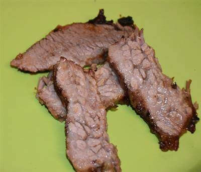 RecipeSavants - Easy Braised Brisket With Horseradish Sauce