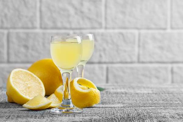 Easy Limoncello Martini Recipe