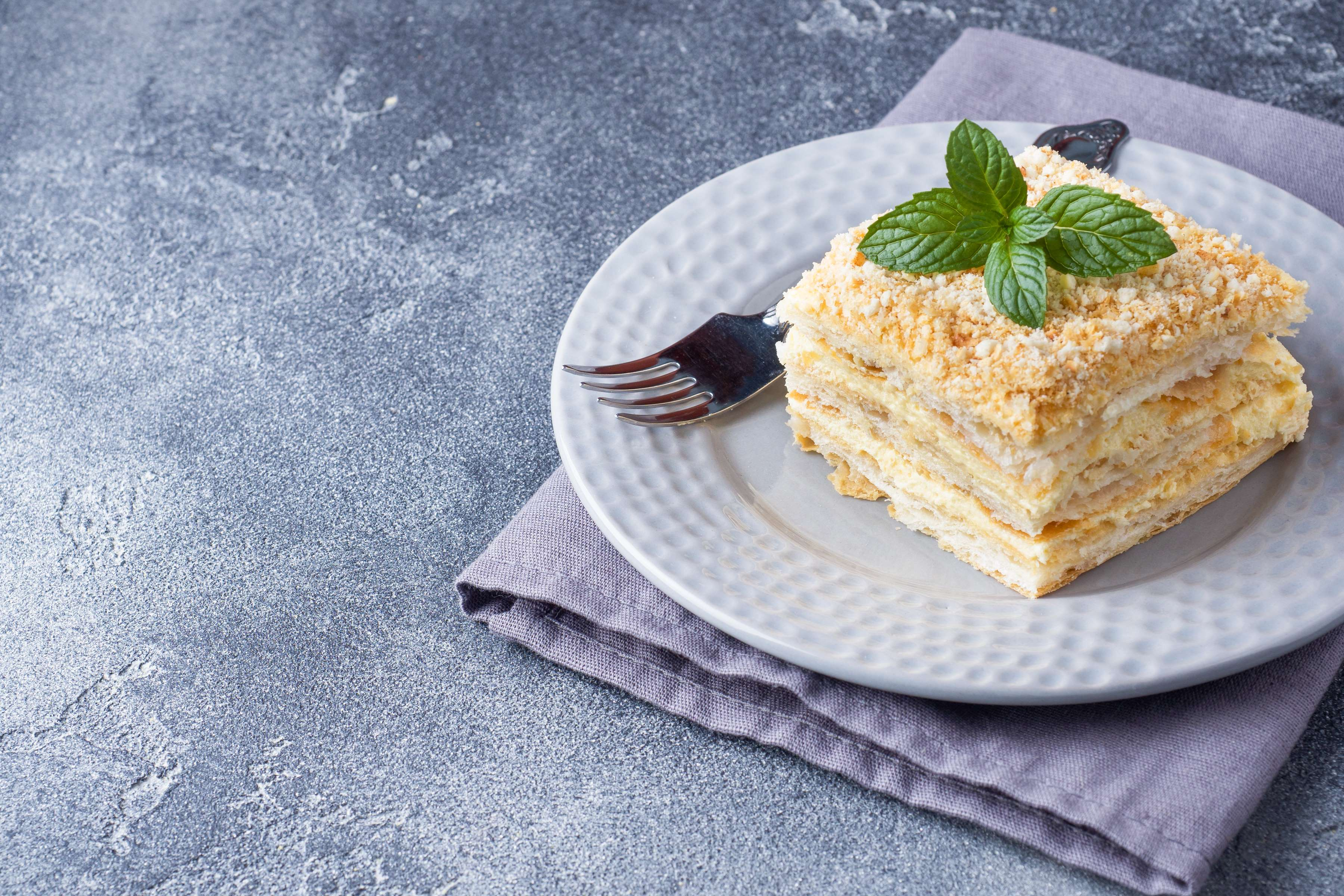 Easy Napoleons Recipe | RecipeSavants.com