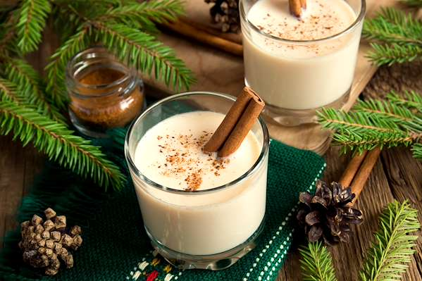 Egg-Not Nog Recipe