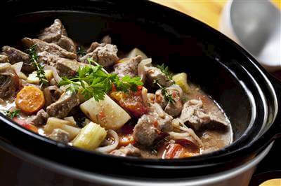 Elevated Beef Stew Recipe