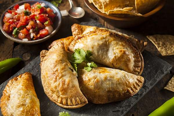 empanadas Recipe Of The Day