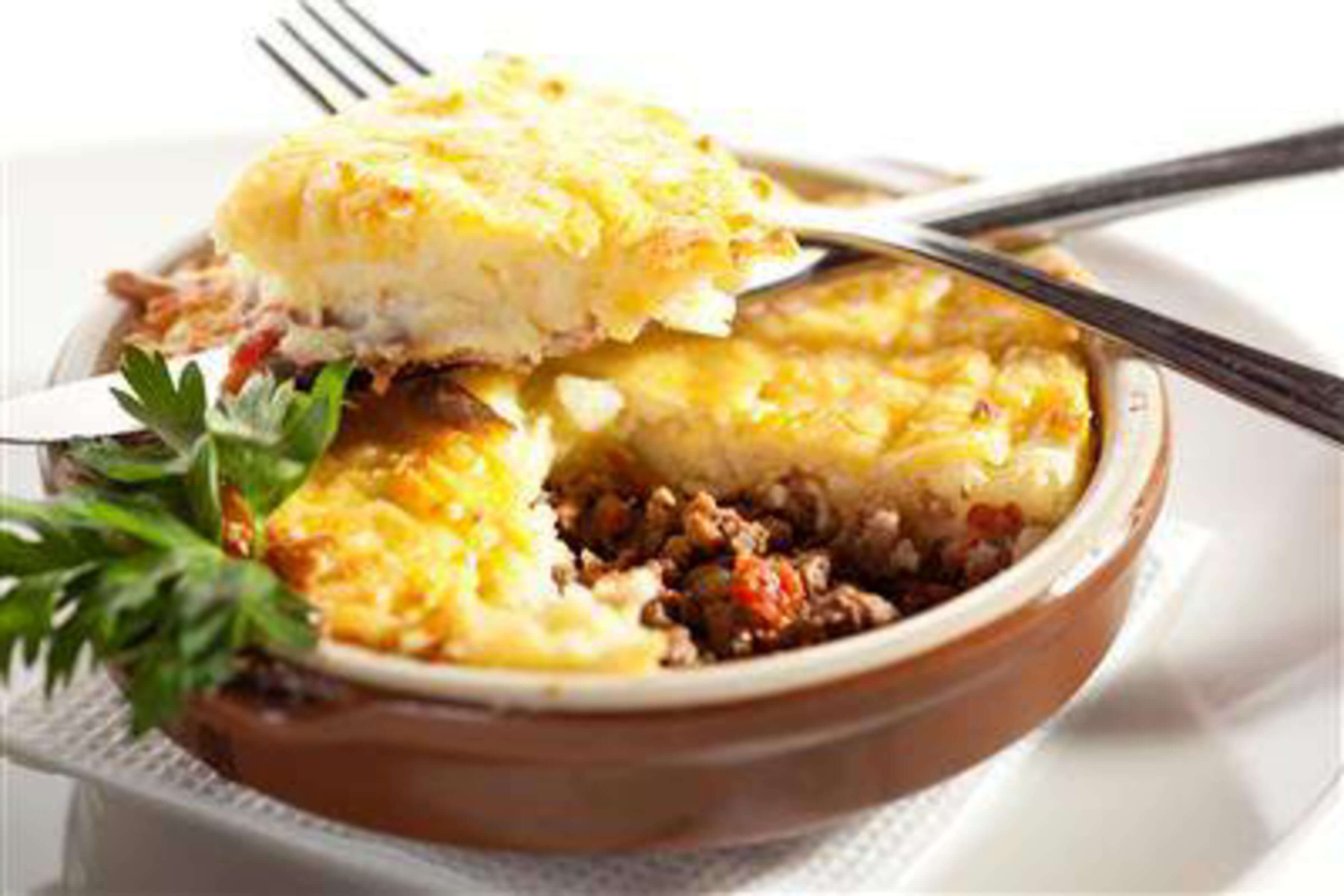 English Cottage Pie Recipe | RecipeSavants.com