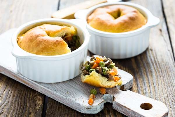 Fall Pot Pie Recipe