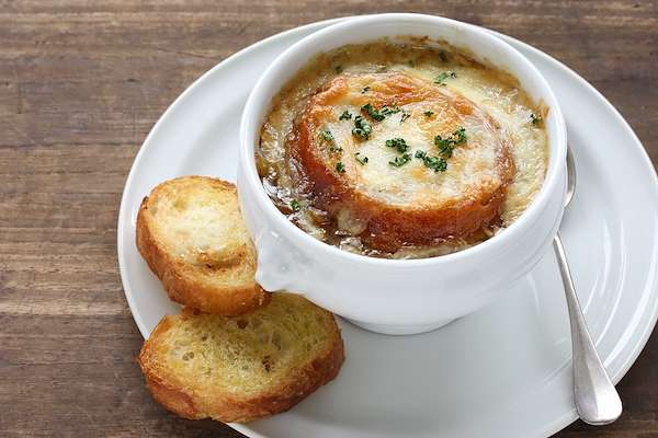 RecipeSavants - French Onion Soup