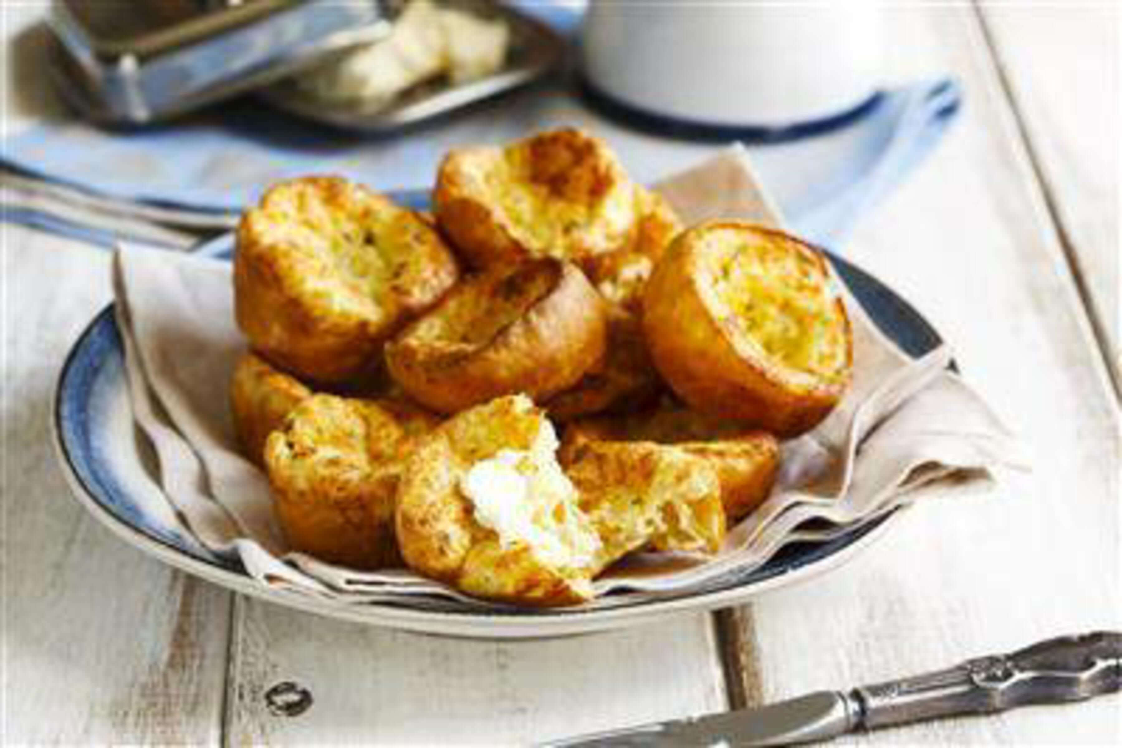 Fresh Popovers Recipe | RecipeSavants.com