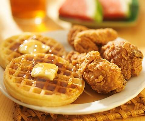 Fried Chicken & Waffles Recipe
