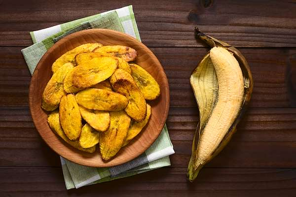 RecipeSavants - Fried Plantains