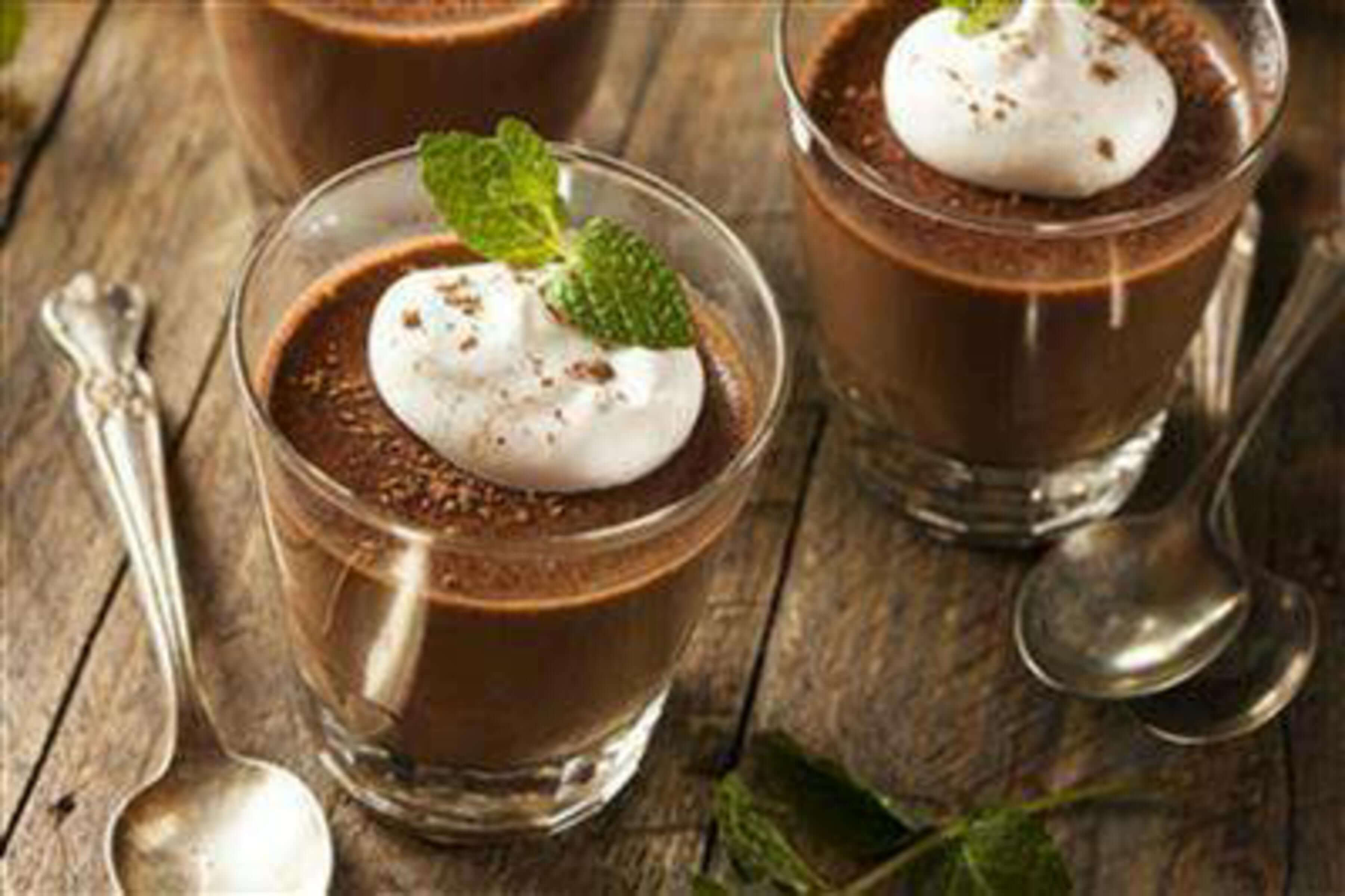 Frozen Chocolate Mousse Recipe